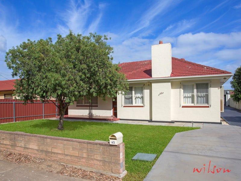 45 Wilson Street, Cowandilla, SA 5033