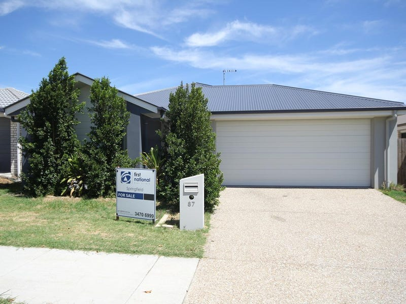 87 The Corso, Redbank Plains, Qld 4301