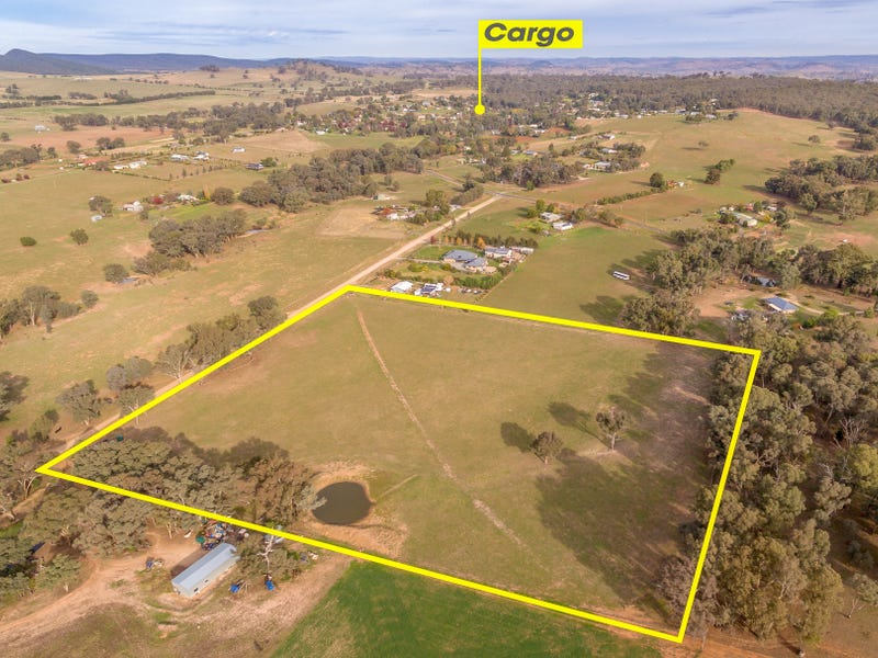 Lot 50 South Bowen Park Road, Cargo, NSW 2800