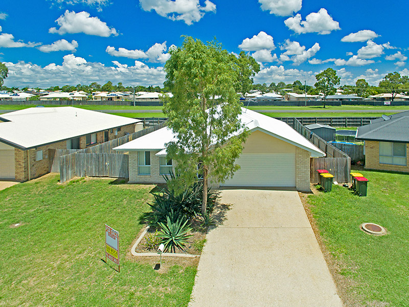 11 PRESS COURT, Gracemere, Qld 4702