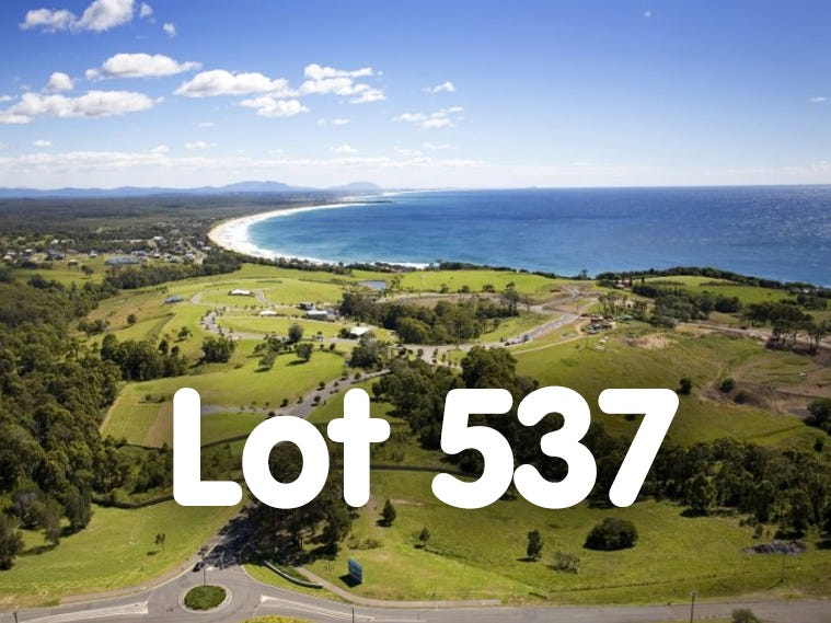 Lot 537, Lot 537 Maslin Close, Diamond Beach, NSW 2430