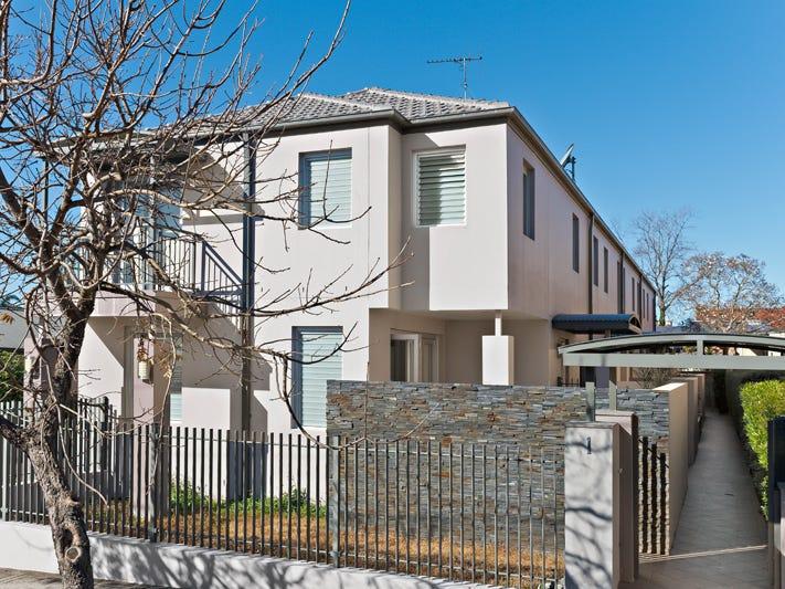 1-4/1 Moyes Street, Marrickville, NSW 2204