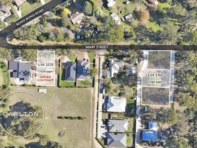 Lot 152, Mary Street, Mittagong, NSW 2575
