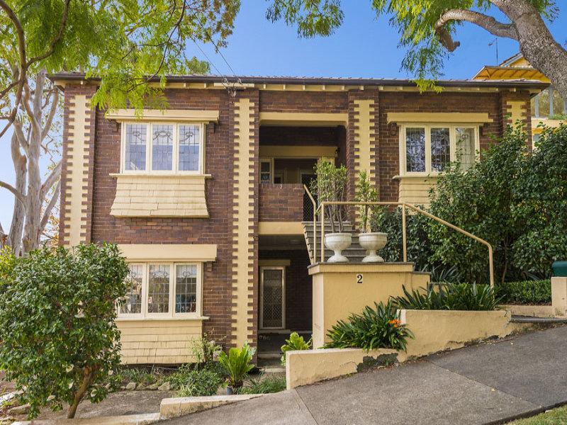 2 Reserve Street, Neutral Bay, NSW 2089