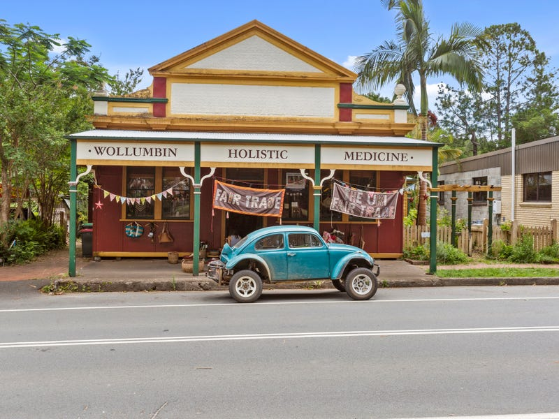 1468 KYOGLE ROAD, Uki, NSW 2484