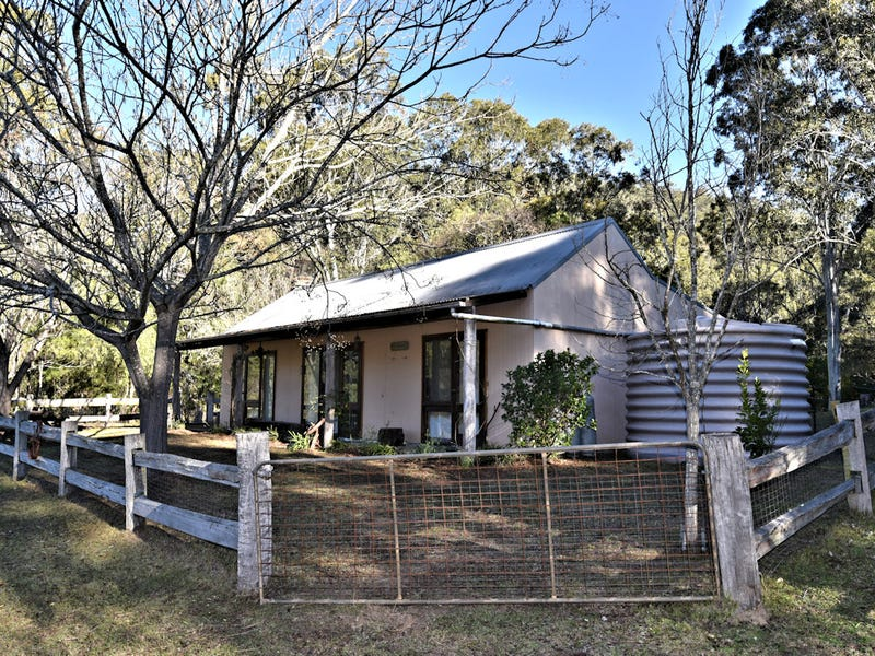 """42 & 25, """"Akunah"""" Old Convict Rd, Wollombi, NSW 2325"""