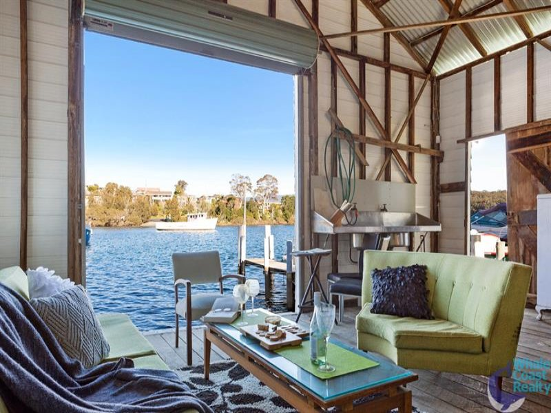 Boatshed Riverside Dr, Narooma, NSW 2546