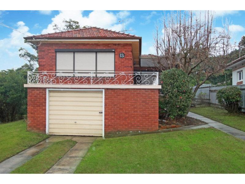13 Railway Street, Banksia, NSW 2216