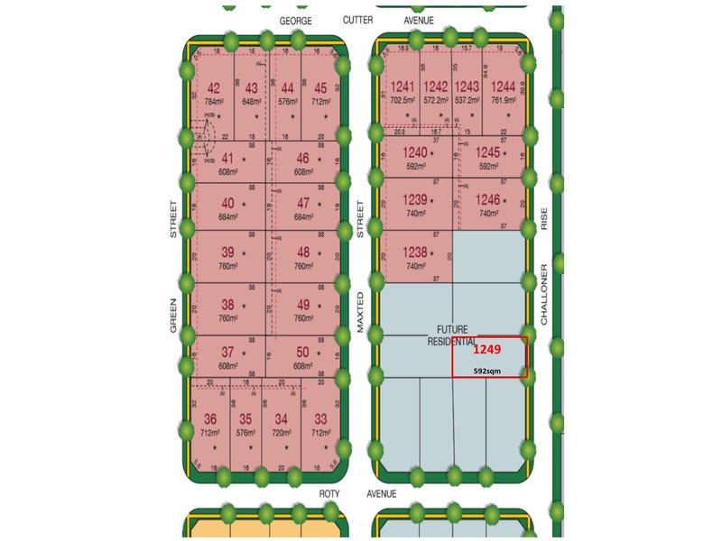 Lot 1249 Challoner Rise, Renwick, NSW 2575