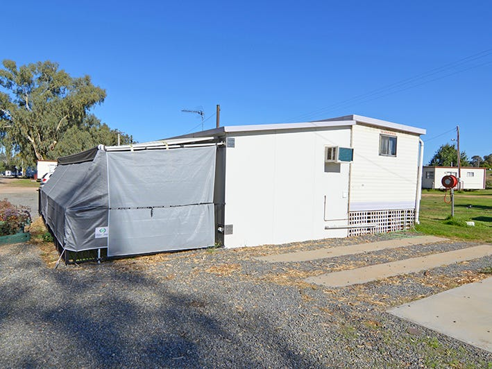 Site 102 Willow Bend Caravan Park, Wentworth, NSW 2648