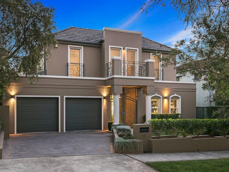 16 Bellambi Street, Northbridge, NSW 2063