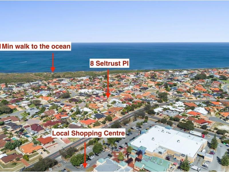 8 Seltrust Place, Ocean Reef, WA 6027 - Property Details