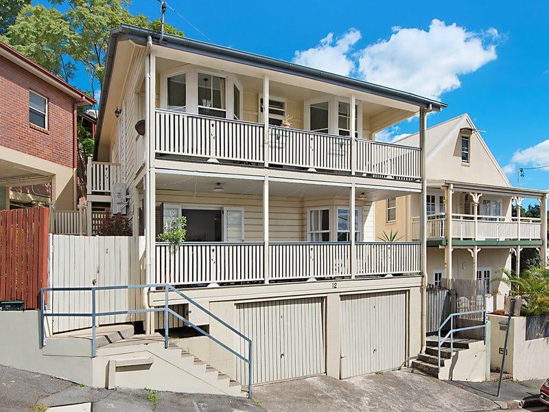 1/12 Sheriff Street, Petrie Terrace, Qld 4000