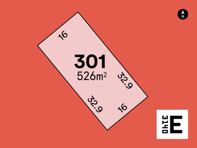 Lot 301 Honour Avenue, Lilydale, Vic 3140