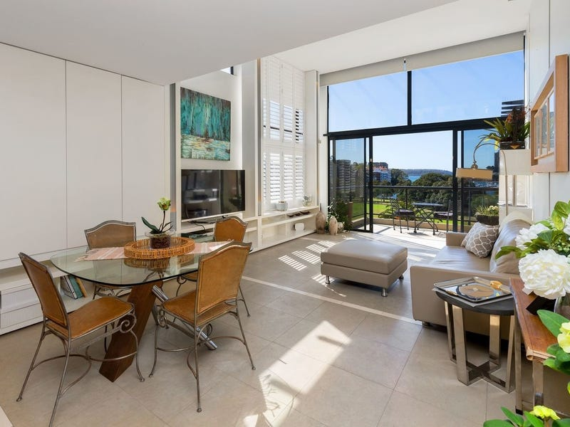 609/1A Clement Place, Rushcutters Bay, NSW 2011