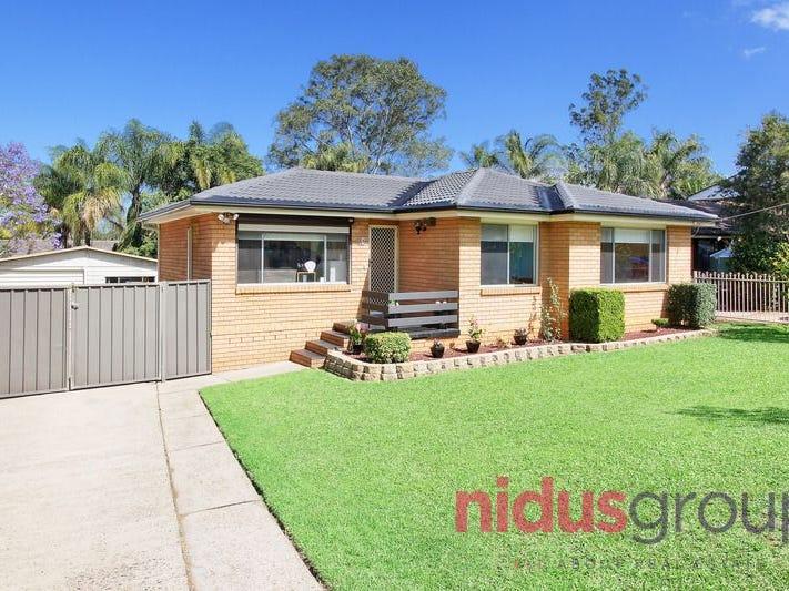 18 Chestnut Crescent, Bidwill, NSW 2770