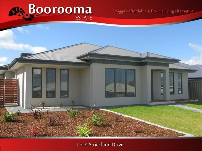 75 Strickland Drive, Boorooma, NSW 2650