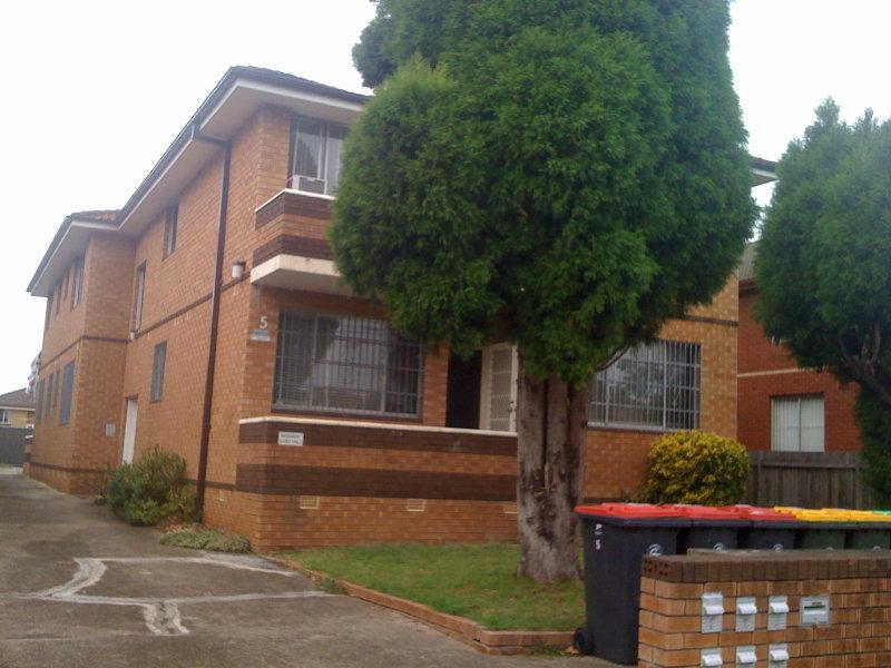 1-6, 5 MCCOURT STREET, Wiley Park, NSW 2195