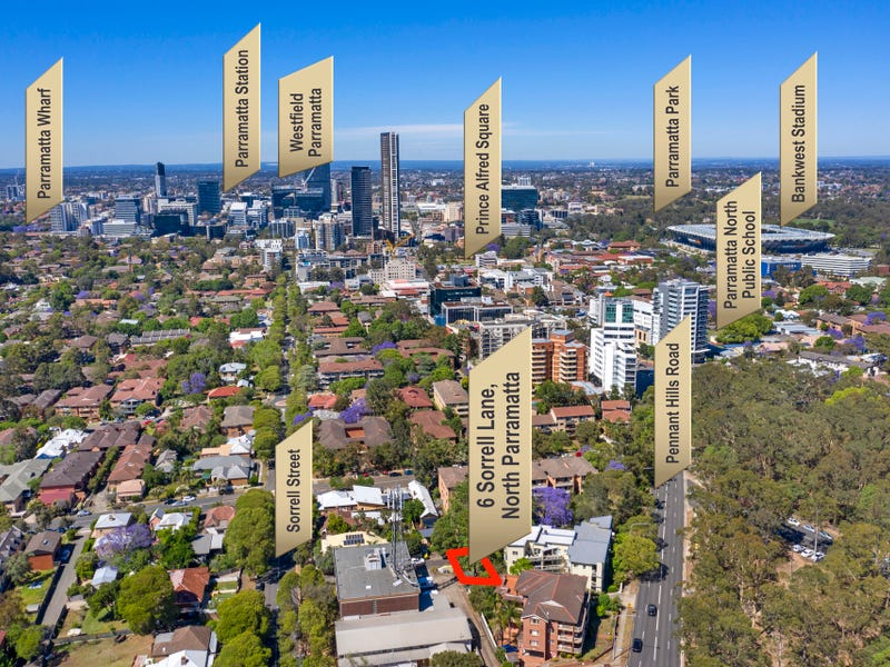 6 Sorrell Lane, North Parramatta, NSW 2151