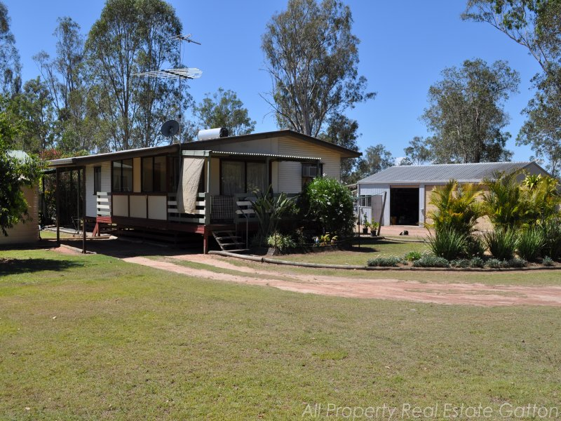 25 Kelly Road, Spring Creek, Qld 4343