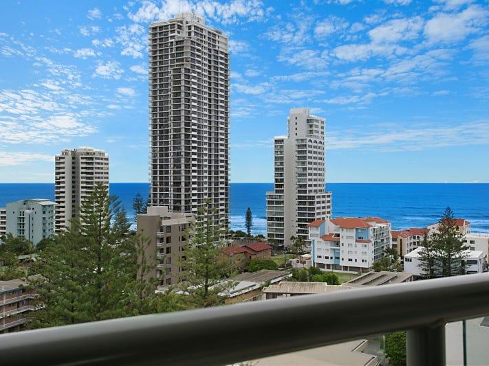 1105/2865 Gold Coast Highway, Surfers Paradise, Qld 4217