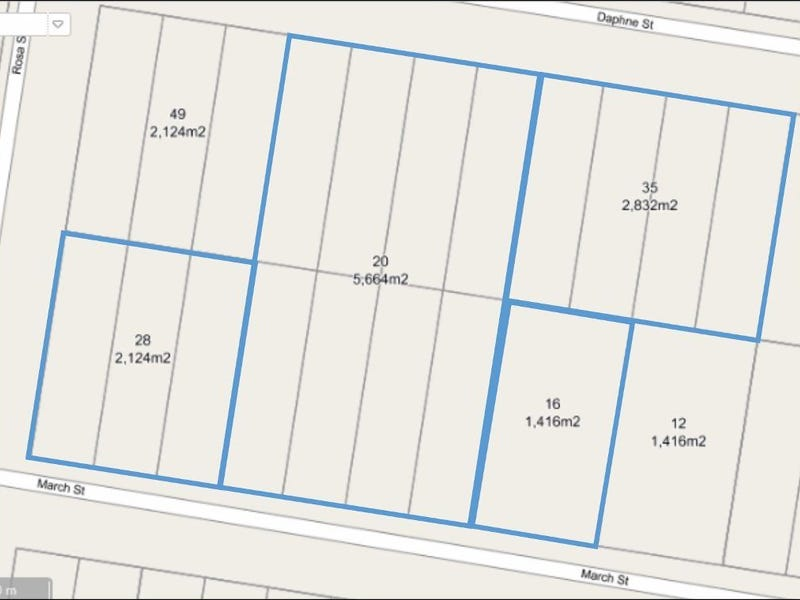 16-28 March Street & Daphne Street, Brookstead, Qld 4364