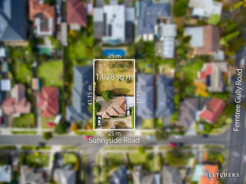 24 Sunnyside Road, Mount Waverley