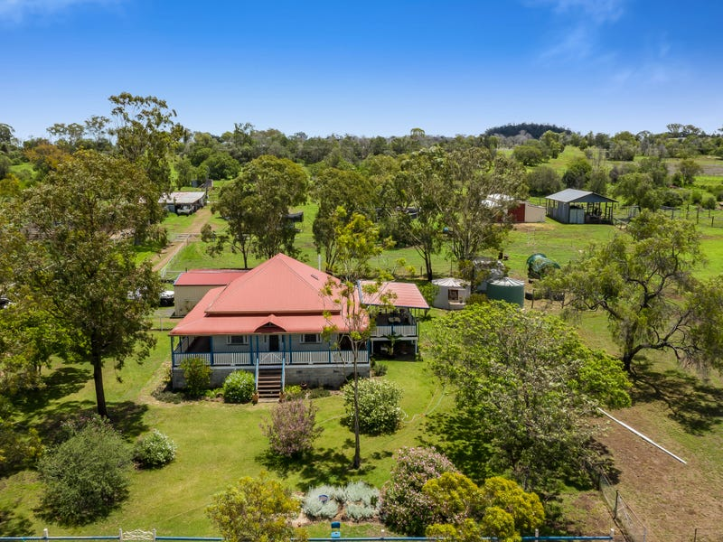 2964 Oakey-Pittsworth Road, Rossvale, Qld 4356