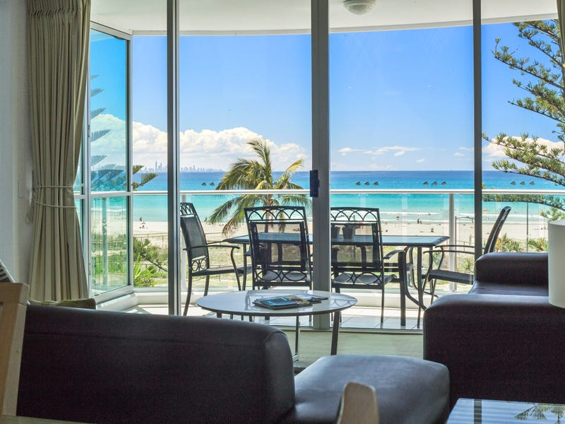 303/120 Marine Parade 'Reflections On The Sea', Coolangatta, Qld 4225