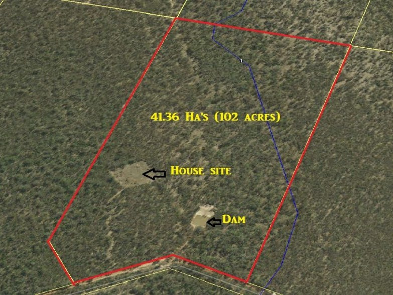 102 ACRES - Lot 6 Wieambilla Road, Chinchilla, Qld 4413