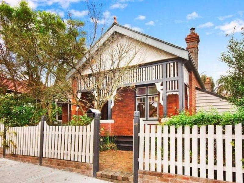 40 Robert Street, Marrickville, NSW 2204