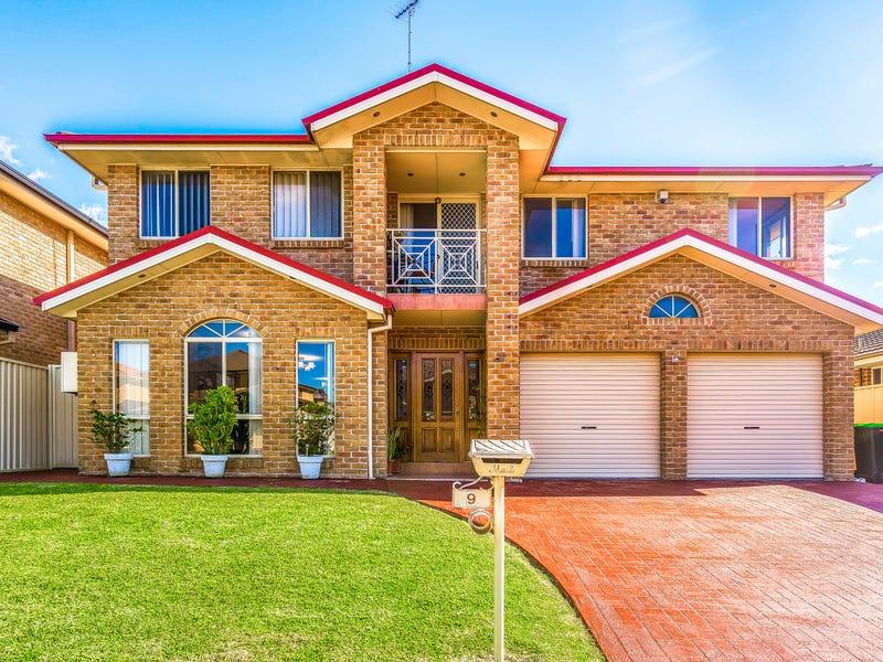 9 Domenic Close, Hoxton Park, NSW 2171
