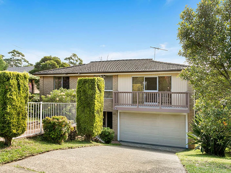 25 Wheatley Road, Yarrawarrah, NSW 2233