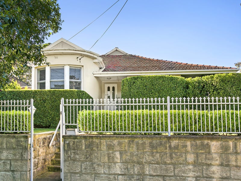 58 Newcastle Street, Rose Bay, NSW 2029