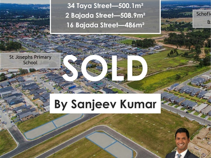 Lots 22, 29, 44, 48 Jerralong Drive, Schofields, NSW 2762
