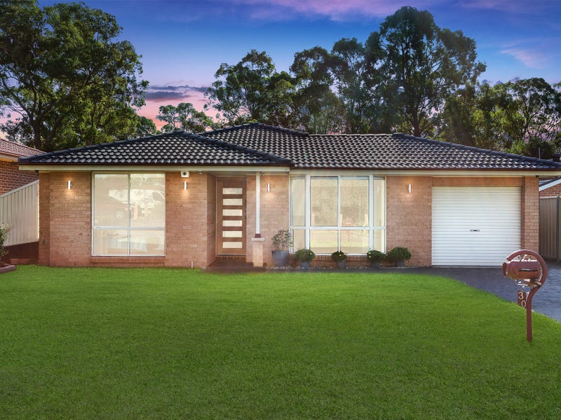 30 Spence Place, St Helens Park, NSW 2560