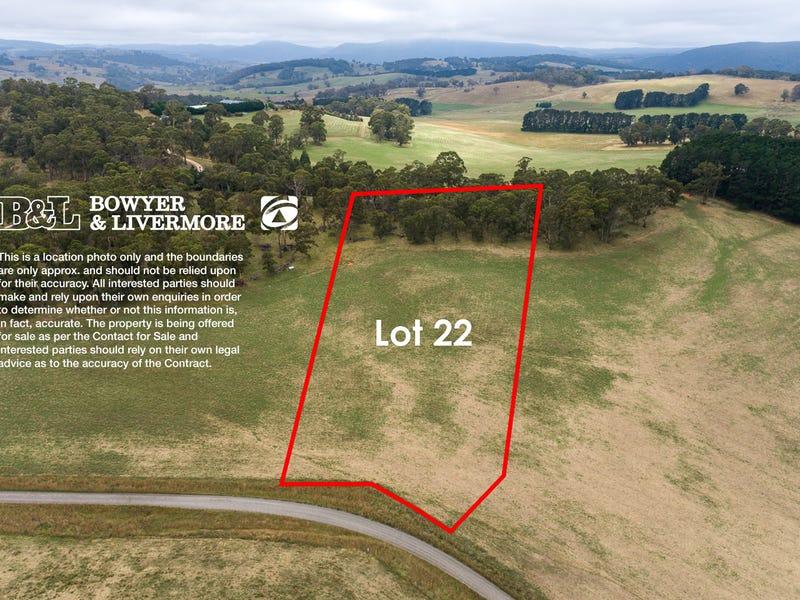 Proposed Lot 22 Part 175 Titania Road, Oberon, NSW 2787