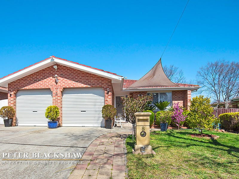 8 Huxley Place, Palmerston, ACT 2913