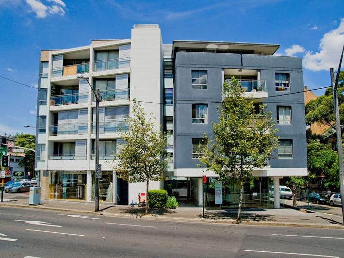 206/209 Albion  St, Surry Hills, NSW 2010