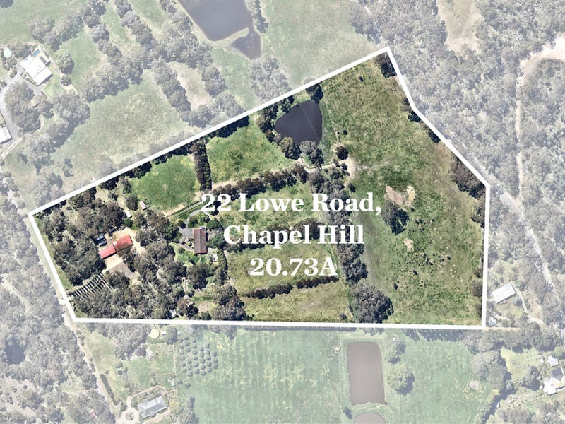 22 Lowe Road, Chapel Hill, SA 5153