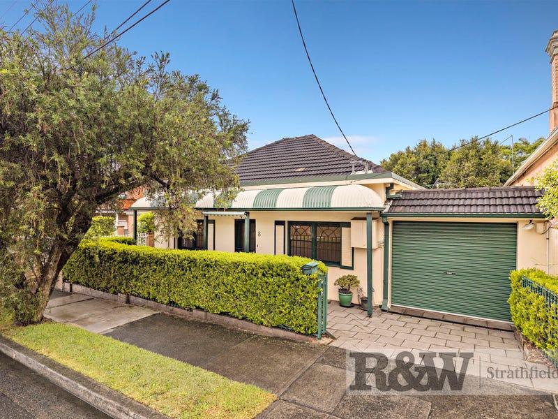 8 EMU STREET, Strathfield, NSW 2135