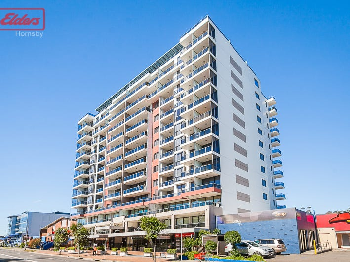 806/88 George St, Hornsby, NSW 2077