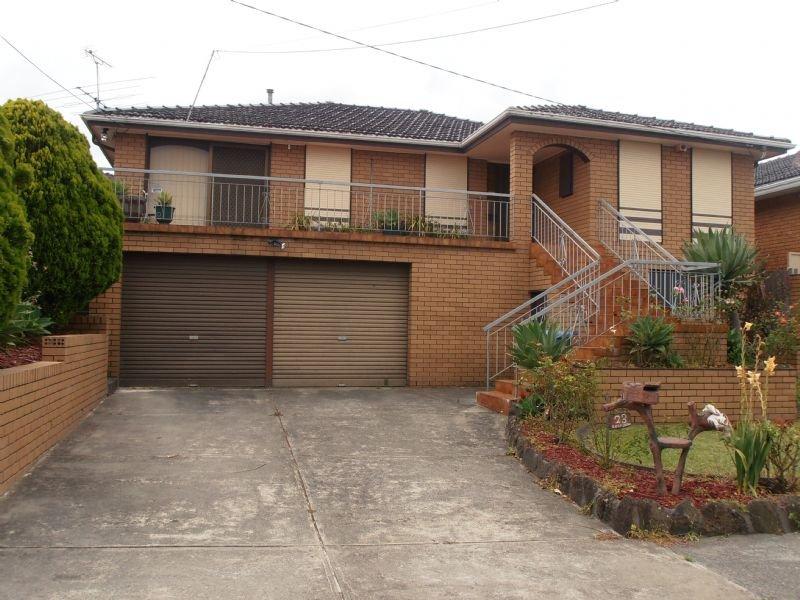 23 Samaria Street Dandenong North Vic 3175 Property