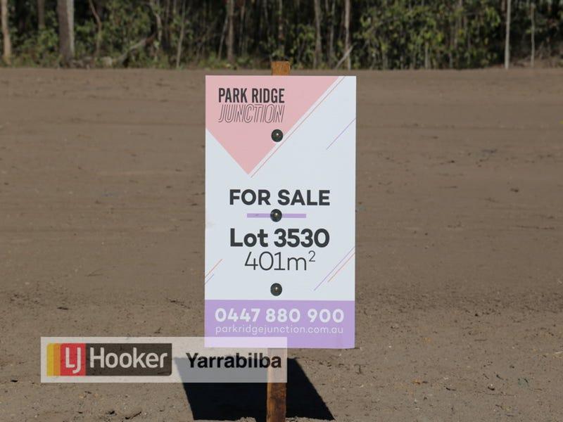 Lot 3530, 437 - 443 Chambers Flat Road, Park Ridge, Qld 4125