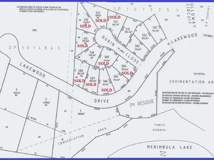 "Lot 881, ""Top Lake"" Land Release Lakewood Drive & Robyn Close, Merimbula, NSW 2548"