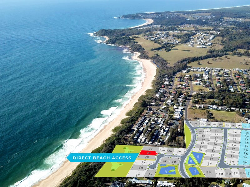 Lot 92, 10 Seaside Place, Diamond Beach, NSW 2430