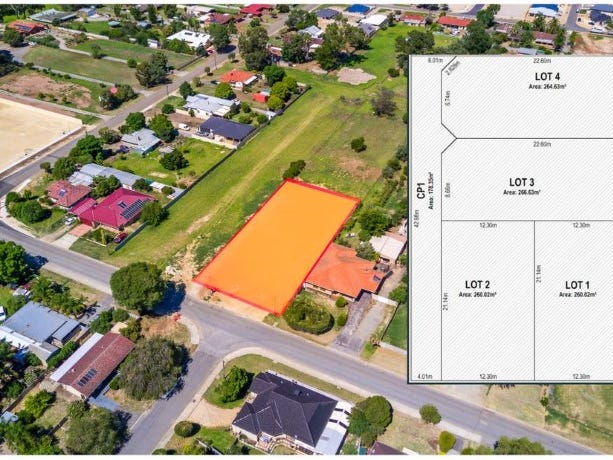Lot 4 at 139 Attfield Street, Maddington