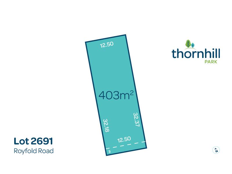 Lot 2691, Royfold Road, Rockbank, Vic 3335