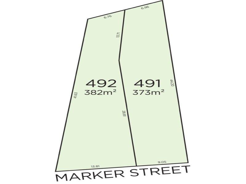 Lot 491 Marker Street, Enfield, SA 5085
