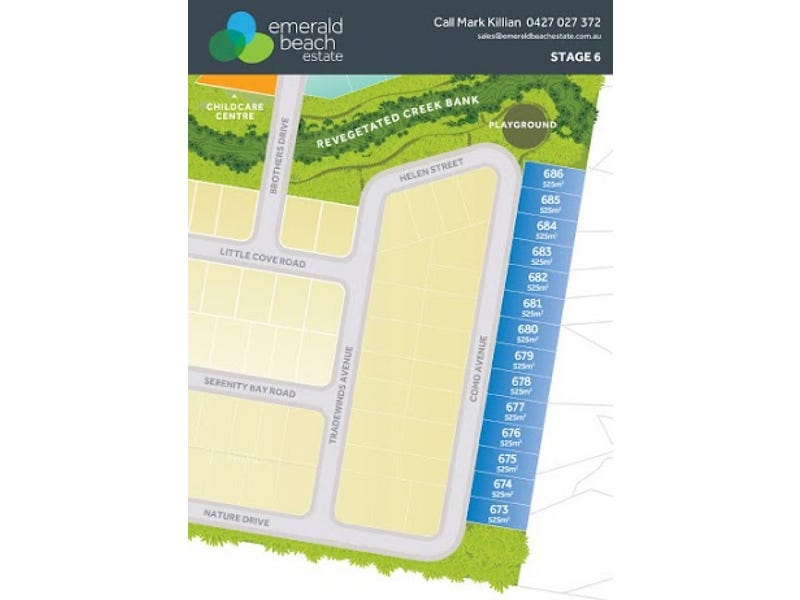 Lot 676 Como Avenue, Emerald Beach, NSW 2456
